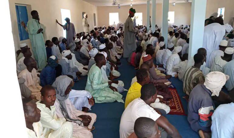 Directaid مساجد ومشاريع دعوية Mosque of Zou Albajadin 19