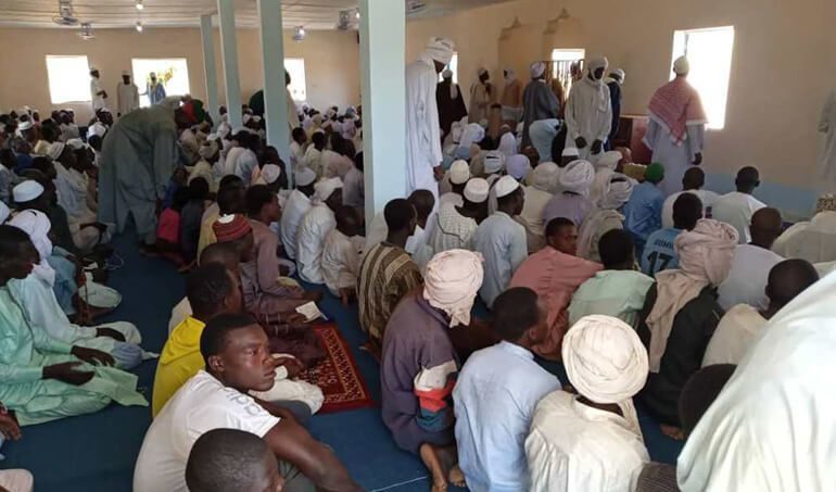 Directaid مساجد ومشاريع دعوية Mosque of Zou Albajadin 20