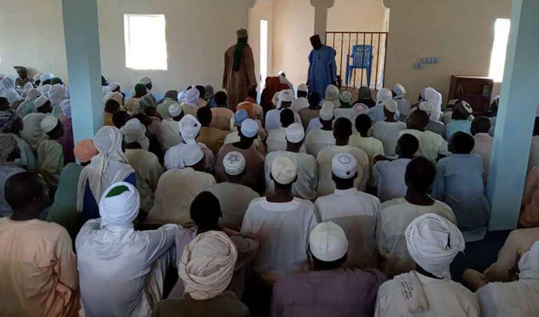 Directaid مساجد ومشاريع دعوية Mosque of Zou Albajadin 21