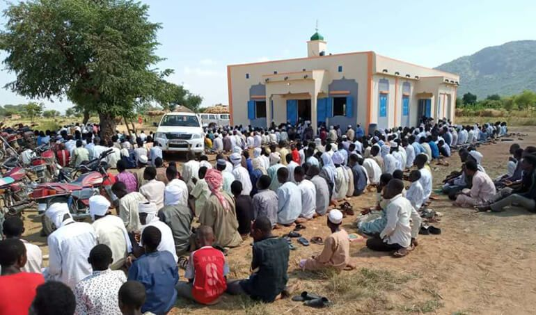 Directaid مساجد ومشاريع دعوية Mosque of Zou Albajadin 22