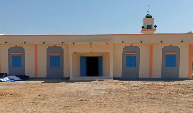 Directaid مساجد ومشاريع دعوية Mosque of Zou Albajadin 25