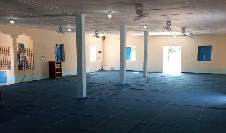 Directaid مساجد ومشاريع دعوية Mosque of Zou Albajadin 26