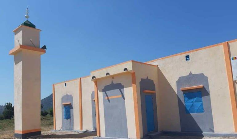 Directaid مساجد ومشاريع دعوية Mosque of Zou Albajadin 27