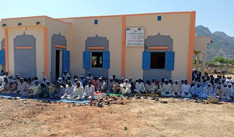 Directaid مساجد ومشاريع دعوية Mosque of Zou Albajadin 5