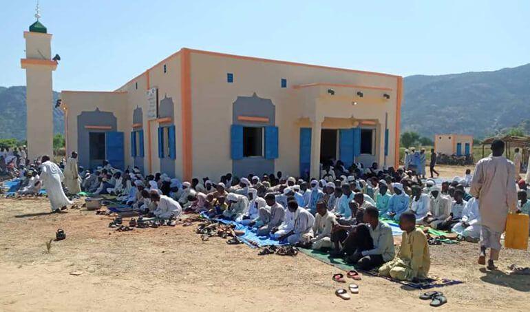 Directaid مساجد ومشاريع دعوية Mosque of Zou Albajadin 7