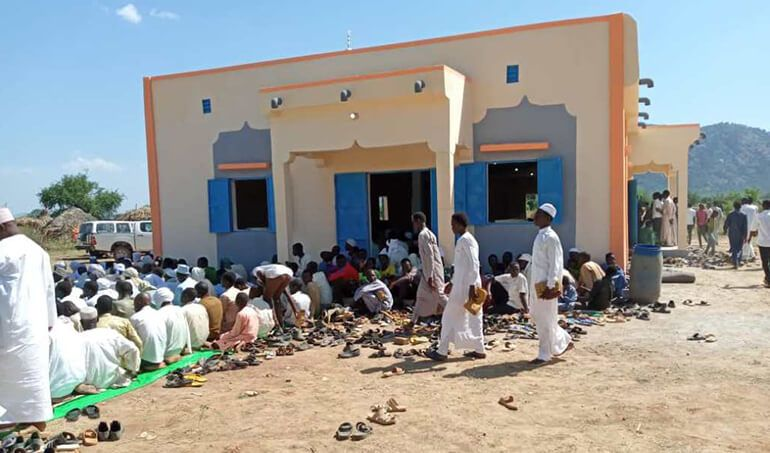 Directaid مساجد ومشاريع دعوية Mosque of Zou Albajadin 8