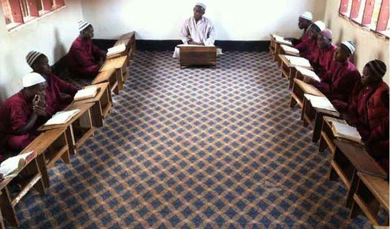 Directaid  Development of a Quran School 1