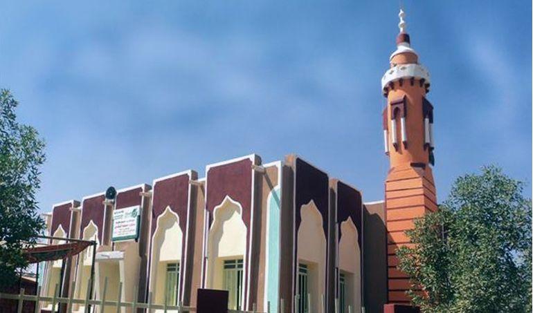 Directaid  Al-Ghafar Mosque 1