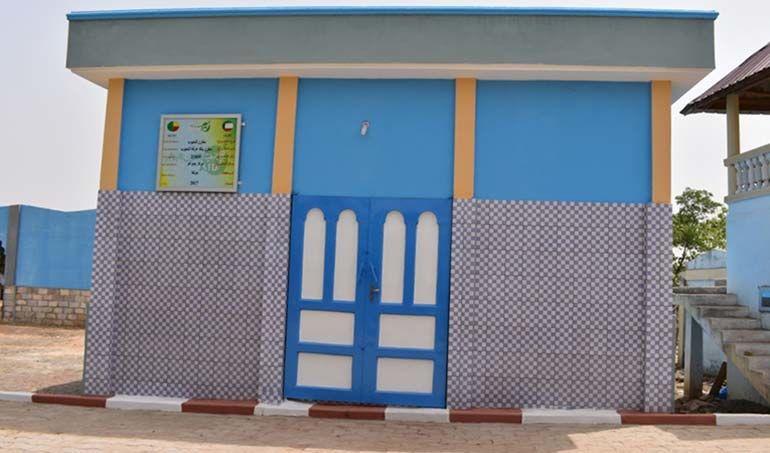 Directaid مشاريع التنمية Bank Arafa for Grain 8