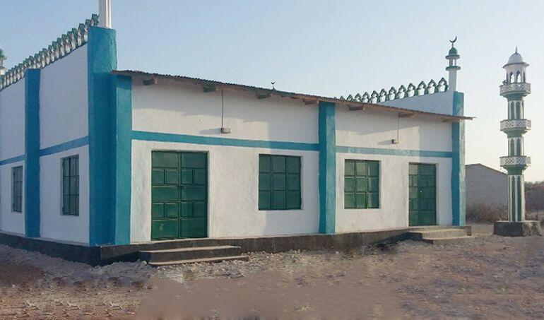 Directaid  Al-Fadila Mosque 1