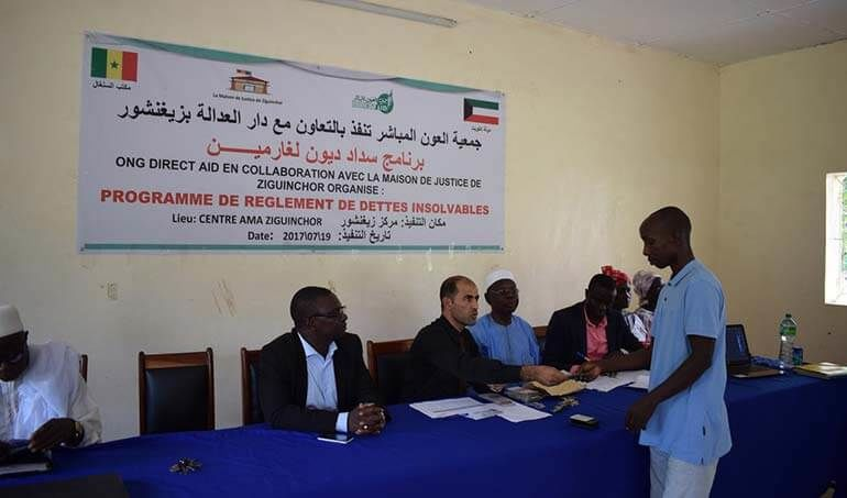 Directaid  Helping Debtors in Chad 1