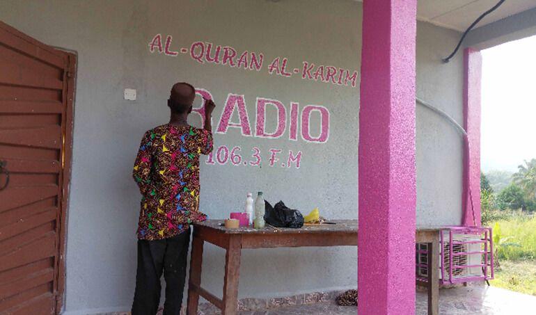 Directaid  Guinea Bissau Radio Development 1