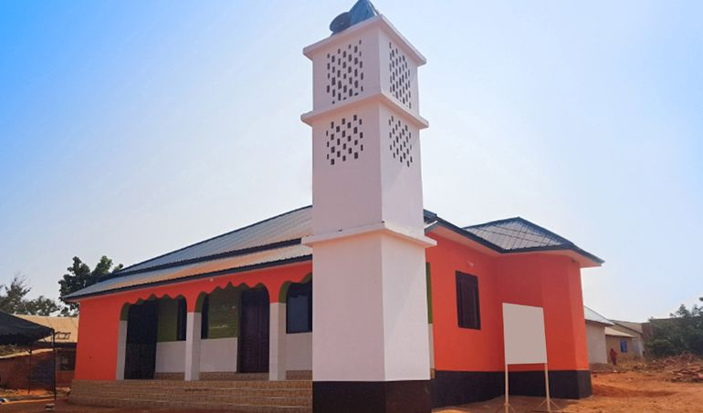 Directaid  Al-Noor Mosque 1