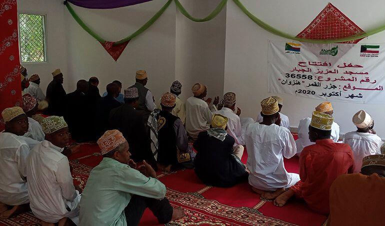 Directaid Masajid Al-Aziz Al-Jabbar Mosque 17