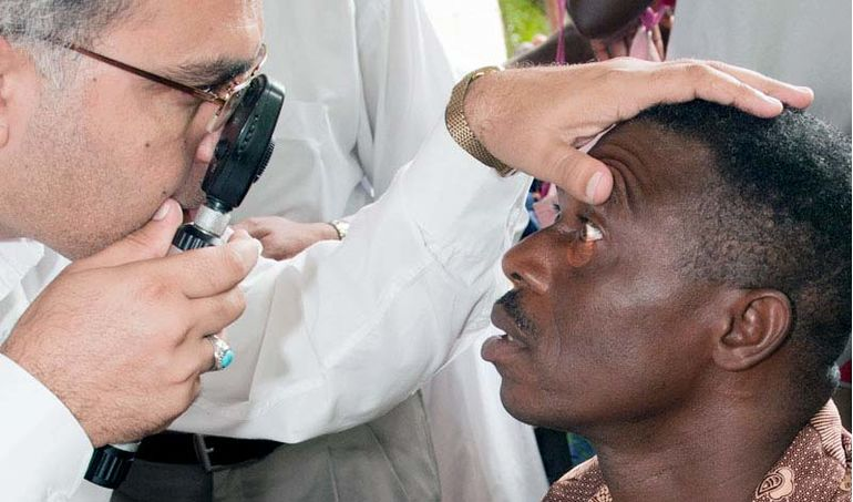 Directaid  Medical Caravans -  Sierra Leone 1