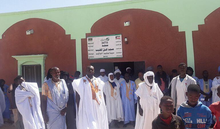 Directaid مساجد ومشاريع دعوية مسجد أهل الطيب 22