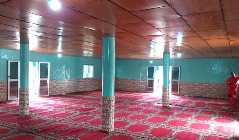 Directaid مساجد ومشاريع دعوية Masjid Zou Al- Janahin 10