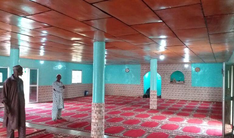 Directaid مساجد ومشاريع دعوية Masjid Zou Al- Janahin 11