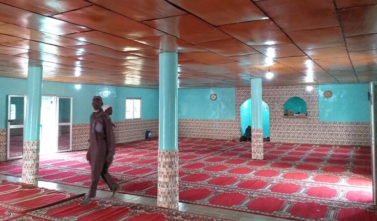 Directaid مساجد ومشاريع دعوية Masjid Zou Al- Janahin 12