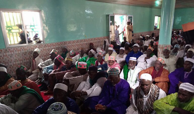 Directaid مساجد ومشاريع دعوية Masjid Zou Al- Janahin 14