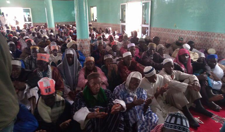 Directaid مساجد ومشاريع دعوية Masjid Zou Al- Janahin 15