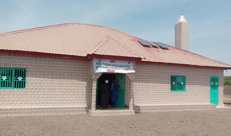 Directaid مساجد ومشاريع دعوية Masjid Zou Al- Janahin 17