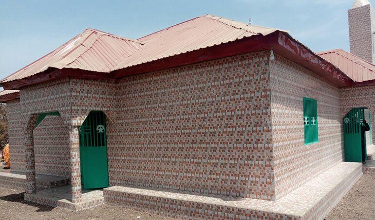 Directaid مساجد ومشاريع دعوية Masjid Zou Al- Janahin 18