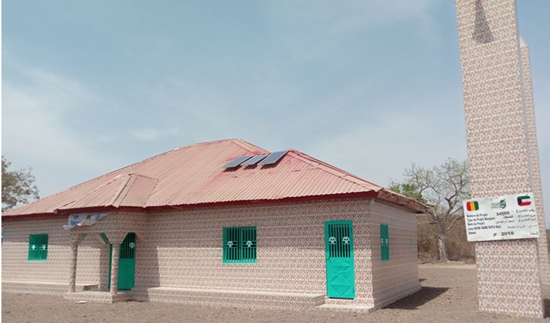 Directaid  Masjid Zou Al- Janahin 1