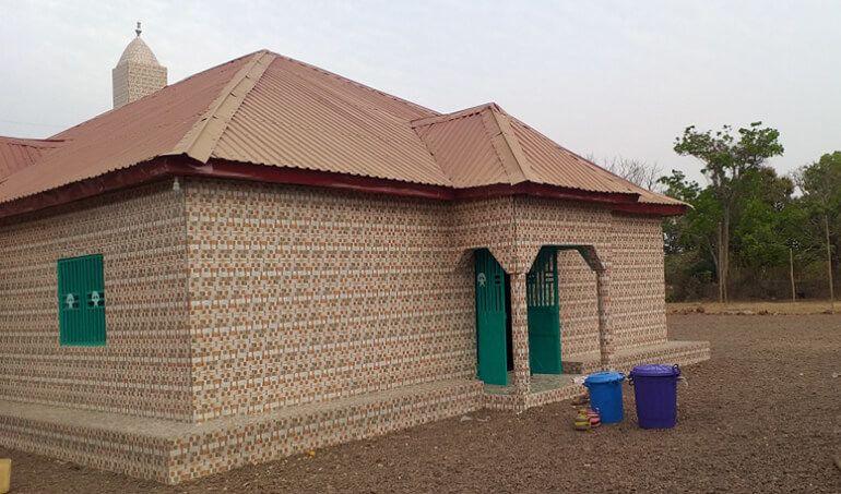 Directaid مساجد ومشاريع دعوية Masjid Zou Al- Janahin 6