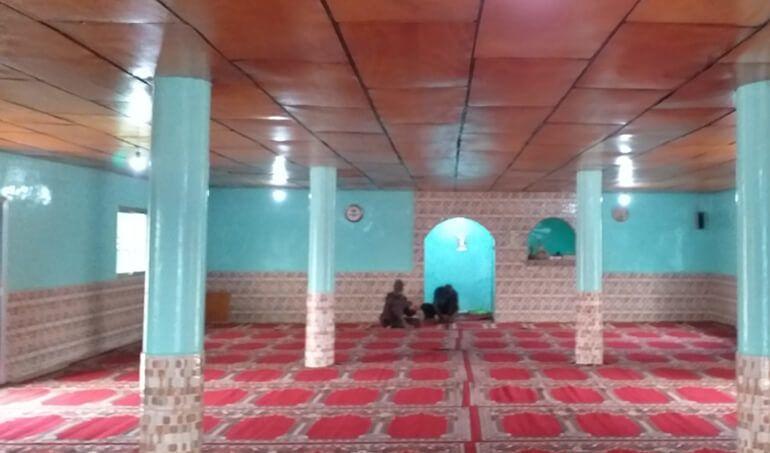Directaid مساجد ومشاريع دعوية Masjid Zou Al- Janahin 7