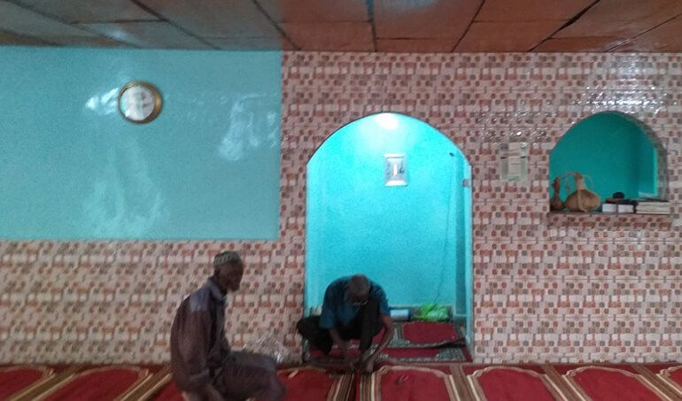 Directaid مساجد ومشاريع دعوية Masjid Zou Al- Janahin 8