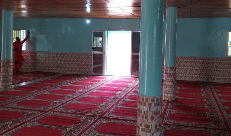 Directaid مساجد ومشاريع دعوية Masjid Zou Al- Janahin 9