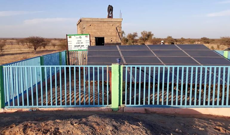 Directaid Water Projects Al-Sadqa Well 1 1