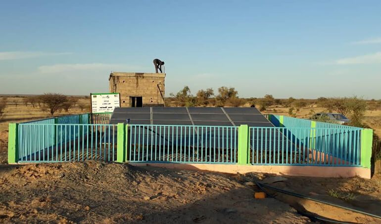 Directaid Water Projects Al-Sadqa Well 1 10