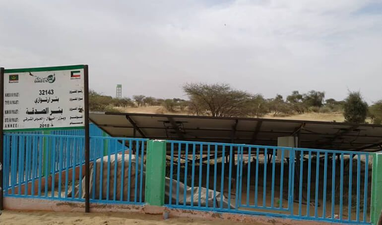 Directaid Water Projects Al-Sadqa Well 1 15