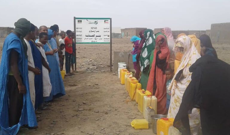 Directaid Water Projects Al-Sadqa Well 1 2