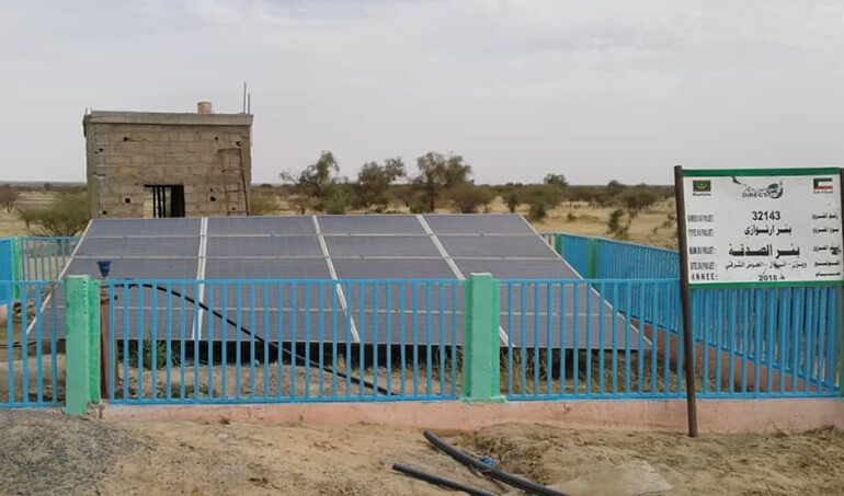 Directaid Water Projects Al-Sadqa Well 1 3