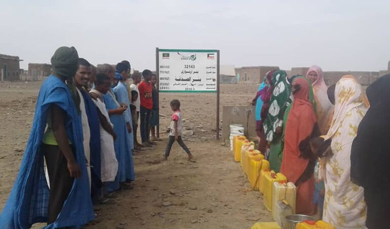 Directaid Water Projects Al-Sadqa Well 1 6