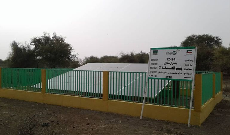Directaid Water Projects Al-Sadqa Well 3 10