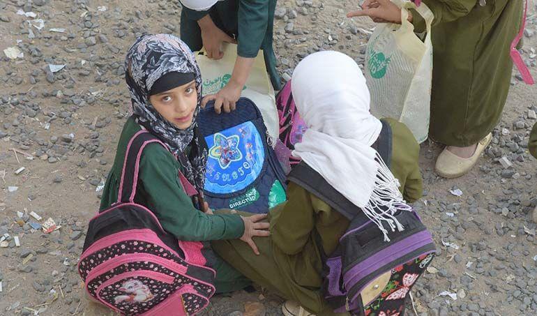Directaid  School bag 1