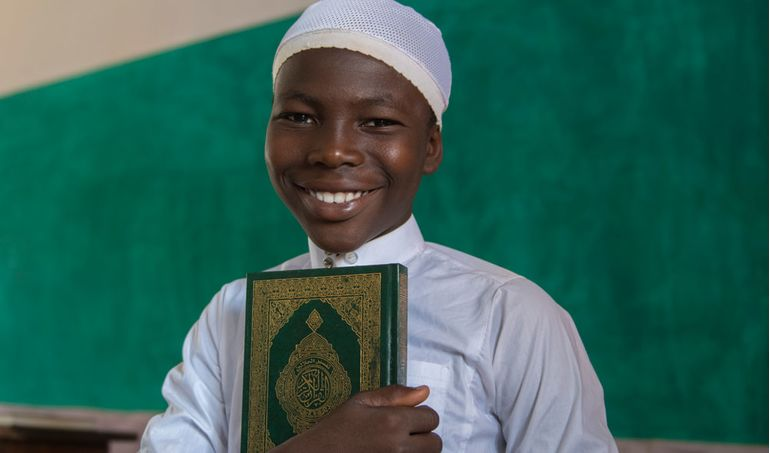 Directaid  Qur'an Printing for Tunisia 1 1