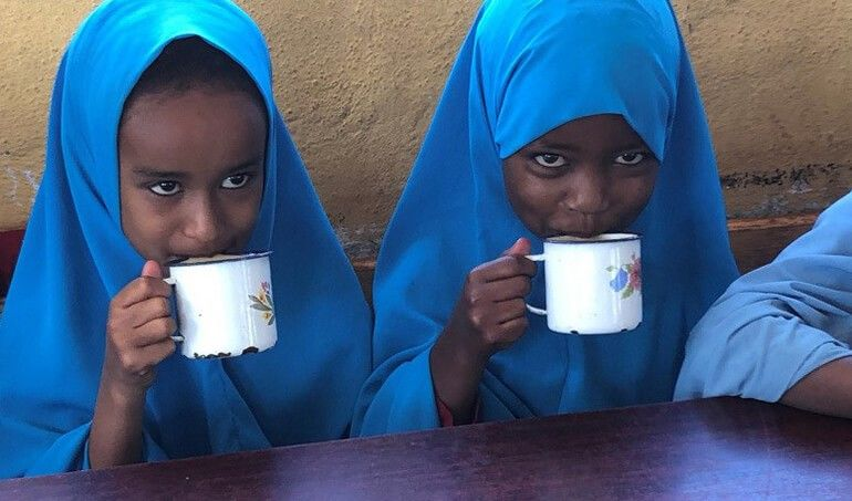 Directaid  School Meals in Rwanda 1