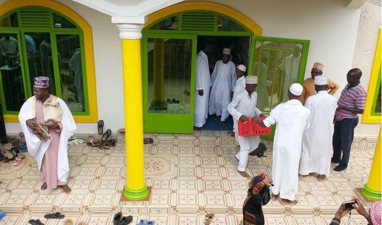 Directaid Masajid Masjid Al-Ehsan - Rwanda 11