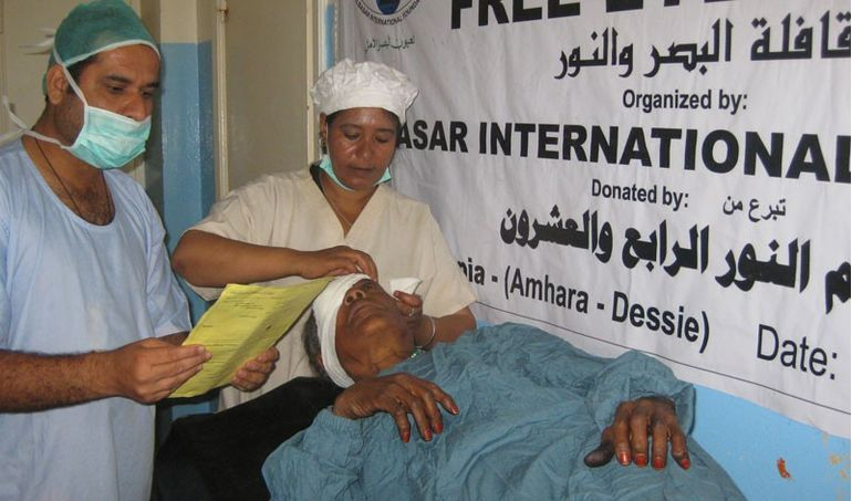 Directaid Eye Projects eye camp - 24 10
