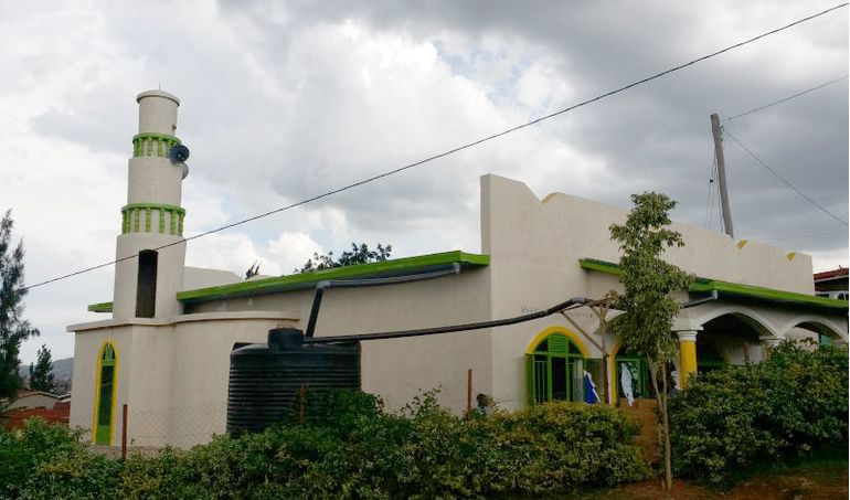 Directaid  Masjid Al-Ehsan - Rwanda 1