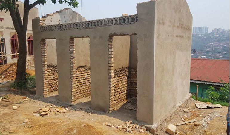 Directaid Masajid Masjid Al-Ehsan - Rwanda 2