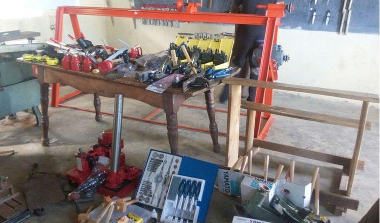 Directaid مشاريع التنمية Preparation Unit Training - 3 2