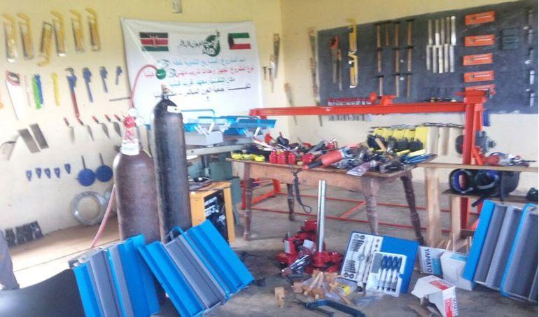 Directaid مشاريع التنمية Preparation Unit Training - 3 3