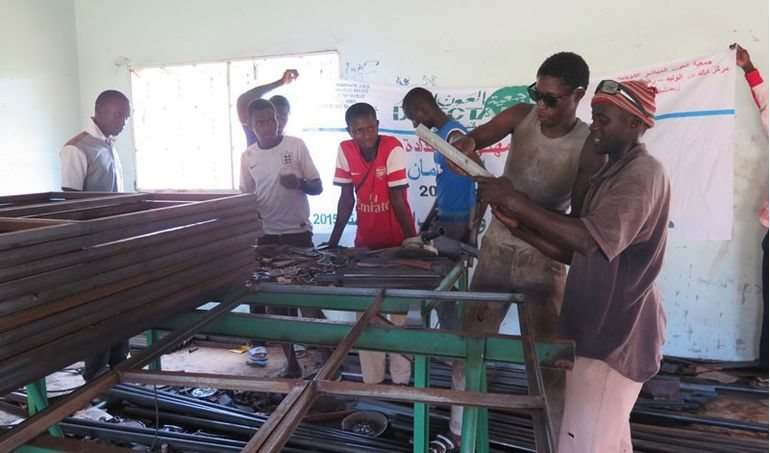 Directaid مشاريع التنمية Professional training courses - 3 6
