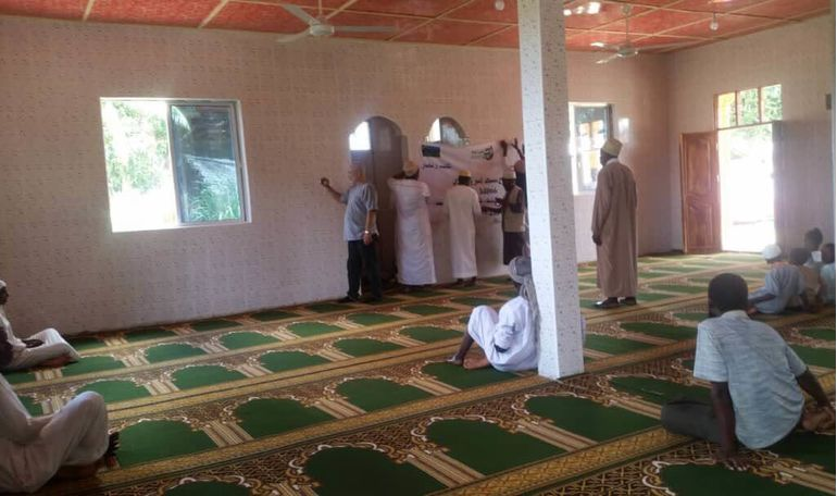 Directaid Masajid Masjid of Al-ber wa Al-Taqwa 15